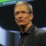 Lương CEO Tim Cook chỉ bằng 1% so với năm 2011