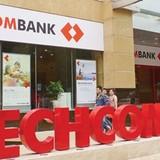 Techcombank đặt mục tiêu lợi nhuận năm 2015 tăng 49,2%