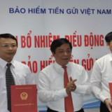 Bảo hiểm tiền gửi bổ nhiệm thêm 2 Phó tổng giám đốc