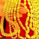 """Chốt tháng Sáu, mỗi lượng vàng """"bốc hơi"""" gần 500 nghìn đồng/lượng"""
