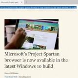 Trình duyệt mới của Microsoft có gì hấp dẫn?