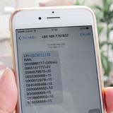 """Rộ dịch vụ gửi tin nhắn rác chỉ 40 đồng/SMS, khách hàng bị """"dội bom"""" cả ngày"""