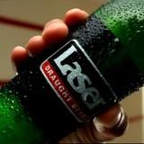 Quãng đời ngắn ngủi của bia tươi Laser