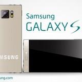 Chiêm ngưỡng ý tưởng thiết kế Galaxy S7 không viền màn hình