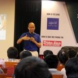 Dung Tấn Trung: Từ tỷ phú tại Mỹ thành ông bán thẻ cào Việt Nam