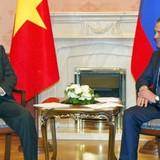 Quan hệ Việt - Nga: Trụ cột là hợp tác năng lượng và kỹ thuật quân sự
