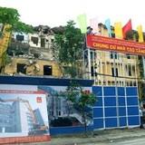 Hà Nội thúc tiến độ cải tạo chung cư B6 Giảng Võ