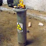 Đã phát hiện thiết bị nghi là thiết bị phóng xạ nặng 6-7kg