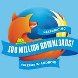 Firefox cho Android vượt mốc 100 triệu lượt tải