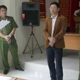 Bắt giữ nguyên Phó phòng một ngân hàng ở Hà Giang