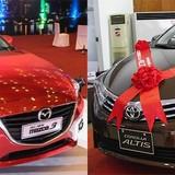 """""""Song mã"""" mới trên thị trường ôtô Việt?"""