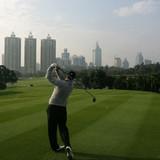 """Trung Quốc truy quét """"hổ lớn"""" tại các sân golf"""