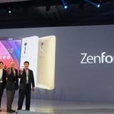 ZenFone 2 dùng 4 GB RAM sẽ về Việt Nam trong tháng 5
