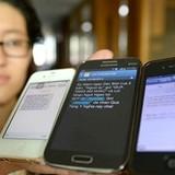 Vấn đề của tin nhắn rác: nhờn luật và bất lực