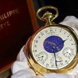 24 chiếc đồng hồ cổ đắt giá nhất thế giới