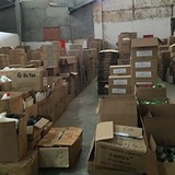 Bắt bốn kho mỹ phẩm dỏm ở TP.HCM