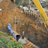 Bắt 2 Giám đốc trong vụ vỡ đường ống nước sông Đà