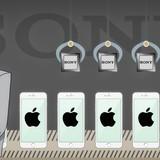 Sony kiếm tiền từ Apple, Samsung như thế nào?