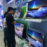 Samsung, LG, Sony đồng loạt giảm giá SmartTV đời 2015