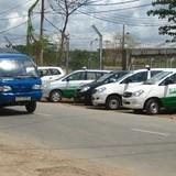 TP.HCM: Giá cước taxi tăng theo giá xăng, dầu