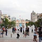 Mặt bằng cho thuê trên phố đi bộ Nguyễn Huệ rục rịch tăng giá