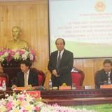 Tập đoàn công nghệ Hàn Quốc đầu tư 60 triệu USD vào Hà Nam
