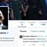 Ông Obama lập kỷ lục thế giới bằng tài khoản mới trên Twitter