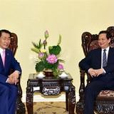 Thúc đẩy nâng kim ngạch Việt - Hàn lên 70 tỷ USD vào năm 2020
