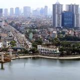 Hà Nội: Dự án vui chơi giải trí biến thành nhà hàng, hồ nuôi thủy sản