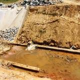 Hà Tĩnh: Thi công ẩu tại công trình hơn 30 tỷ