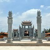 Văn Miếu 271 tỷ đồng ở Vĩnh Phúc