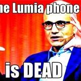 Smartphone Microsoft Lumia đã chết?