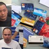 Gia tăng tội phạm ngoại rút tiền bằng thẻ ATM giả