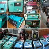Nắng nóng, mất điện: Dịch vụ cho thuê máy phát điện được mùa