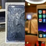 """Công nghệ 24h: iPhone 6 Plus phát nổ, Bkav có thể bị  phạt vì Bphone """"trễ hẹn"""""""