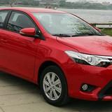 Gần 4.000 xe Toyota Vios và Corolla tại Việt Nam dính lỗi