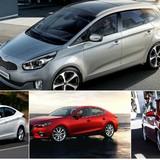 Ô tô 800 triệu nào đáng mua nhất hiện nay?