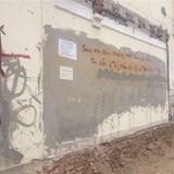 """Bức tường tiền tỷ ở Hà Nội làm """"nóng"""" giải phóng mặt bằng"""