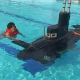 Tàu ngầm của ông Phan Bội Trân có gì đặc biệt?