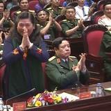 """Bộ trưởng Phùng Quang Thanh dự chương trình """"Khát vọng đoàn tụ"""" nhân ngày 27/7"""