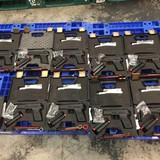 Bắt vụ nhập khẩu 94 khẩu súng quân dụng, hàng trăm hộp tiếp đạn qua đường hàng không