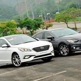 "Hyundai Sonata ""song đấu"" Mazda6: 8 lạng so kè nửa cân"