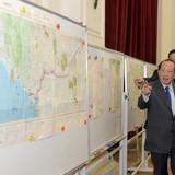 Bản đồ để phân giới Campuchia - Việt Nam: Giống bản đồ Liên Hiệp Quốc
