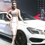 Mãn nhãn với những mẫu xe hot nhất của Mercedes-Benz