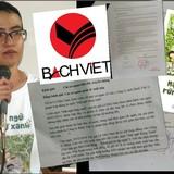 Công ty sách Bách Việt bị tố cáo vi phạm hợp đồng