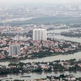 Địa ốc Sài Gòn phân hóa theo 2 cực Đông - Nam