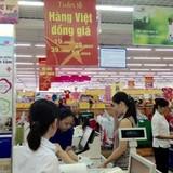 Hàng Việt cạnh tranh khốc liệt với hàng Trung Quốc trên sân nhà