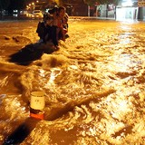 Biên Hòa ngày càng ngập