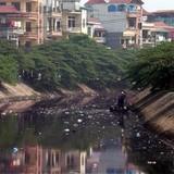 Làm sạch sông Tô Lịch: Công nghệ nước nào cũng... khóc