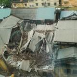 Sập biệt thự cổ, trách nhiệm thuộc Tổng Công ty Đường sắt Việt Nam